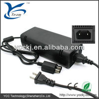 Factory price ac adapter for xbox360 slim power supply ac adapter supply OEM /ODM welcome