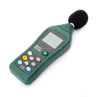 Music Instrument Digital Sound Level Meter MS6708 Frequency weighting A