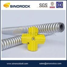 SINOROCK T76N Perno autoperforante hueco