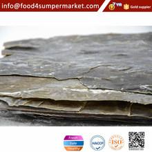 New crop dried konbu kelp