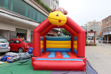 New big mouth monkey bouncer inflatable