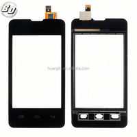 Cheap Price mobile phone spare parts touch screen glass for asus zenfone 4