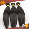 Popular nature remy human hair, brazilian double drawn remy hair