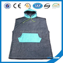 china manufacturer rain poncho adult towel poncho