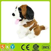 custom stuffed mouse plush toy mouse with doghouse