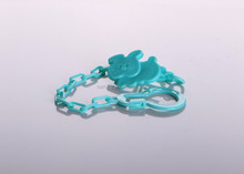 Cheap Cat design pacifier chain BX-A105