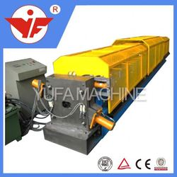 Arch Style Building Metal Cold Roof semiautomatc z stud roll foming machine