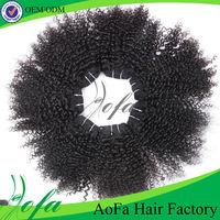 100% virgin hair wholesale factory price!!! bohemian curls hair extensions