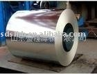 Hot dipped galvanized steel in coil manufacture