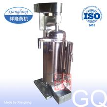 High Speed GQ Tubular Blackberry Juicy Centrifuge Separator