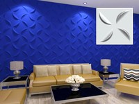 Made In China 3D Effect PVC Decor Laminate Cheap Wall Covering