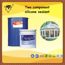 Double Glass Concrete Two Component Silicone Structural Glass Sealant