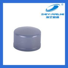 Mpa 1.6 instalación de tuberías pvc, tapa del extremo, la planta química de uso