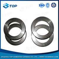 cemented / tungsten carbide roll ring for ribbed w