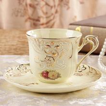 logo customized promotional porcelain ceramic espresso coffee cup and saucer set ceramic