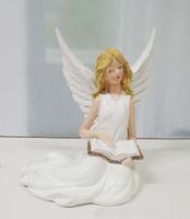new arrival wholesale porcelain small angel fairy figurine