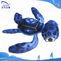 15 inch stuffed animals turtle toys/ plush big eyes sea turtl
