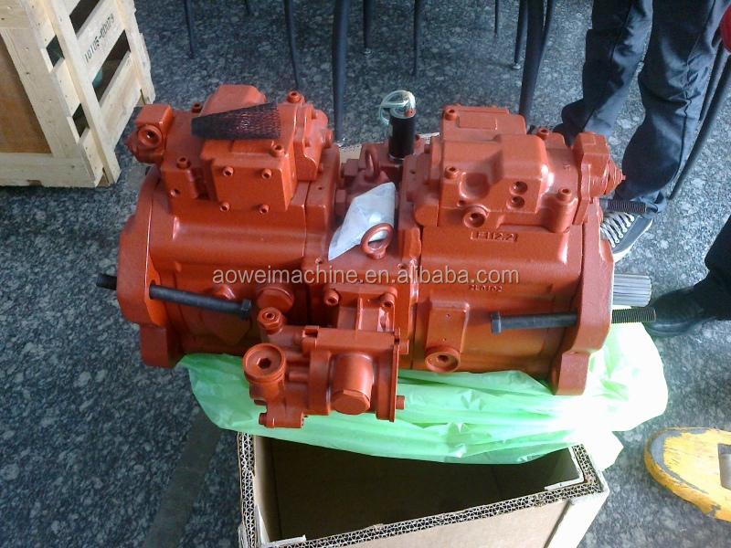 Hyundai R200W hydraulic main pump,Hyundai R280LC R290LC-3 excavator pump,31E9-03020,31E9-03010,1 ...