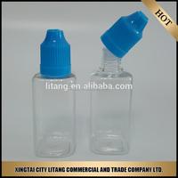 smoke oil green 10ml 30ml glass dropper glass bottles packing tube and shink warp