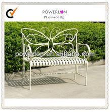 metal iron benches for parks