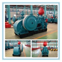 Duplex Mud Pump/Piston Pump for Water Well Drilling Rig
