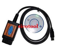 F- super scanner ford interface usb, usb ford ferramenta de verificação, ford scanner ferramenta