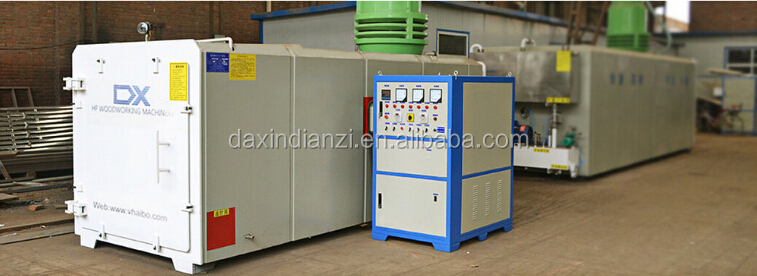 high frequency vacuum wood dryer100