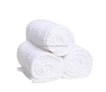muslin gauze baby swaddling, bath towel, 100% cotton made, high absorbency, mutil use blanket