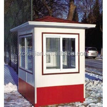 prefab house/sentry box/guard house/shop/office/kiosk/booth