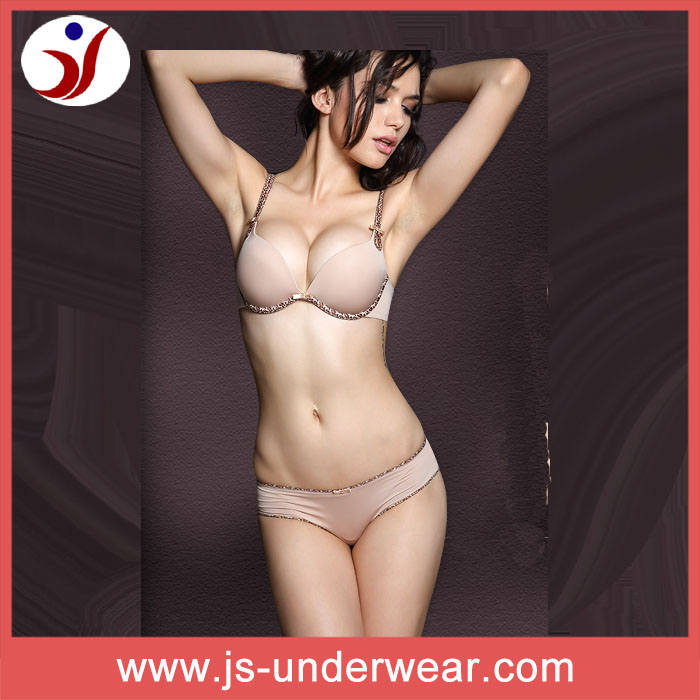 nude high quality beautiful ladies underwear fashion famous brand sexy