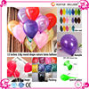 hot sales 12inch 2.8g advertising printing latex balloons, wedding decoration party balloon