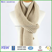 knitted scarf knit scarf winter muffler ladies scarf