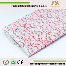 top-one china nylon cotton lace fabric best price high quality stretch laces latest 2015