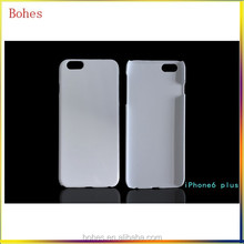 top search sublimation 3D flexible phone case for iphone6 plus