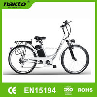 China supplier japan used green power electric bicycle