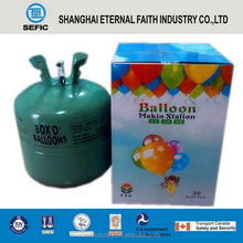 2015 SEFIC Brand Dot Balloon Disposable Welded Helium Cylinder with DOT/CE Certificate