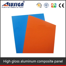 Alusign acp bond and aluminum sandwich panel