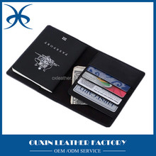 Airline ticket & ID credit card rfid passport wallets, map passport cover design cover is available