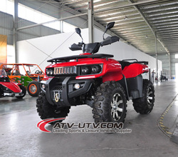 High Quality Shaft Drive Transmission ATV Four Wheel Motorcycle 400CC (AT4005)