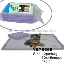 Eco-Friendly Disposable Highly Absorbent Dog Training Pee Pads