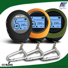 Mini personal gps tracker for kids gps personal tracker for child elderly for camping jogging
