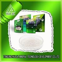 Bacteriostatic/Deodorization pure sodium bentonite cat litter