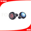 O projeto da forma compatível com a maioria dos fones de ouvido celular com Bluetooth escondida sem fio fone de ouvido bluetooth