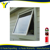 Aluminum Frame Tempered Glass Window and Window Designs for Homes YY construction