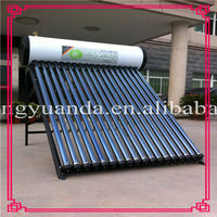 Hot Sell Competitive Price Pressurized Solar Water Heater