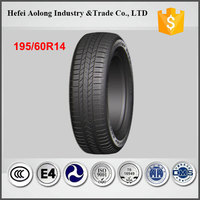 China Brand Size 195/60R14 New Passenger Car Tyre