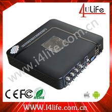 new4ch full d1 hi-3515 dvr/ 960H 8CH HDMI output mini DVR, CCTV DVR system