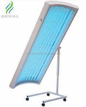 factory price UV tube lamps solarium tanning bed/ body skin care solarium machine for sale