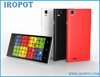 5inch MTK 6582 android smart phone with android 4.4 quad core GSM/WCDMA 3G,GPS,Bluetooth cell phone