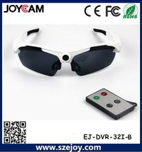 HD 720p gafas de sol cámara 5.0 mago con gran angular de 170 grados